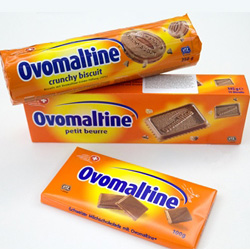 Продукция Ovomaltine (Швейцария)