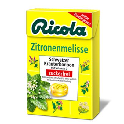 Продукция Ricola (Швейцария)